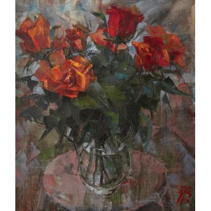 Алой розы поцелуй