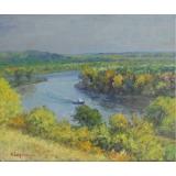 Осенний день на реке